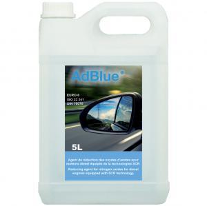 Agent de réduction des oxydes d'azotes : AdBlue AdBlue