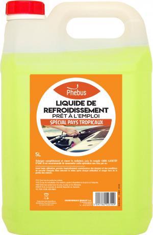 : Liquide de refroidissement tropical AdBlue