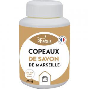 Détachant : Copeaux de savon de Marseille Phébus
