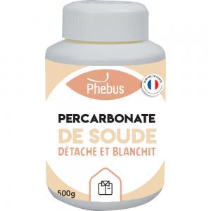 Détachant et blanchissant : Percarbonate de soude Phébus