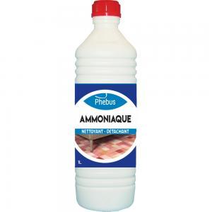 Nettoyant Puissant : Ammoniaque 13% Phébus